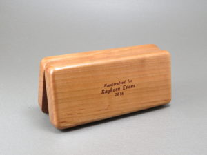 Engraved box