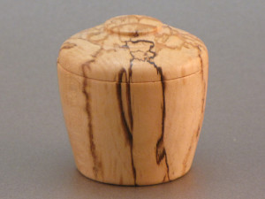 small lidded box